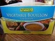 Schnäppchen Rapunzel Vegetable Bouillon