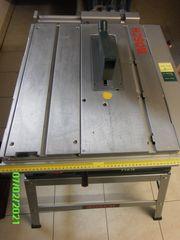 Bosch PTS 10 mit Tisch
