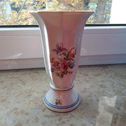Vase Henneberg Porzellan
