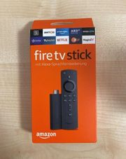 Amazon fire tv Stick neu