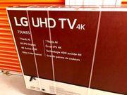 LG 75 inch 4k Ultra