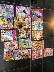 Kinder Mädchen Magazine Zeitschriften 33Stück