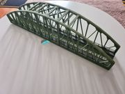 Miniatur Eisenbahnbrücke Bogenbrücke