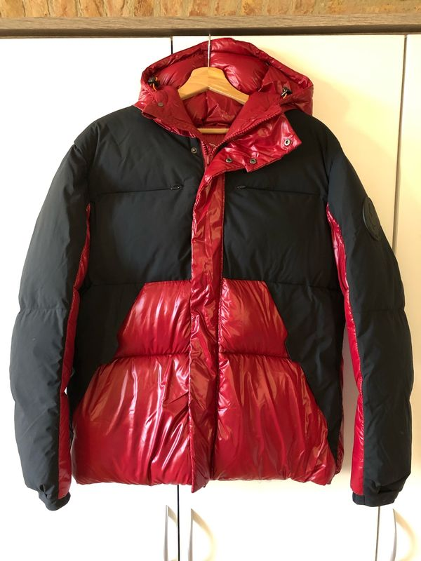 Safe the Duck Winterjacke kaminrot