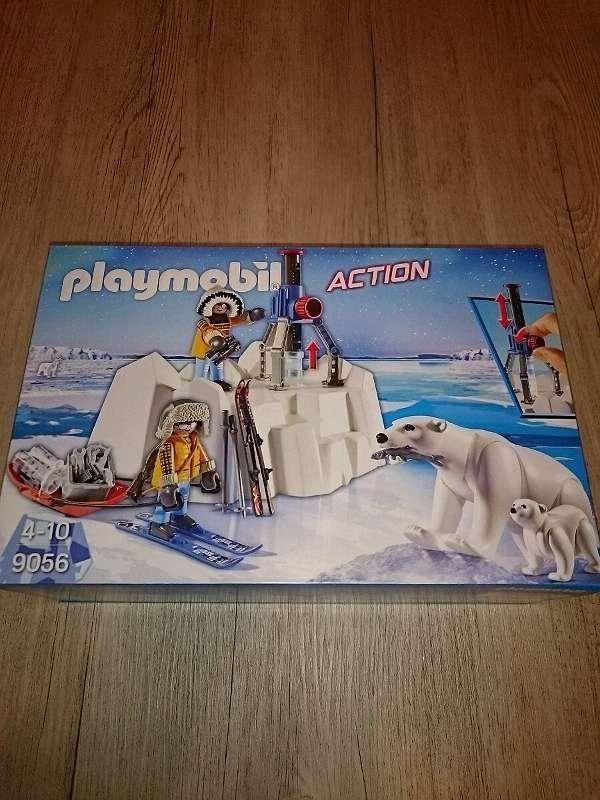 Playmobil 9056 Eisbären Set NEU