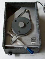 Audio Desk System Gläss gebraucht