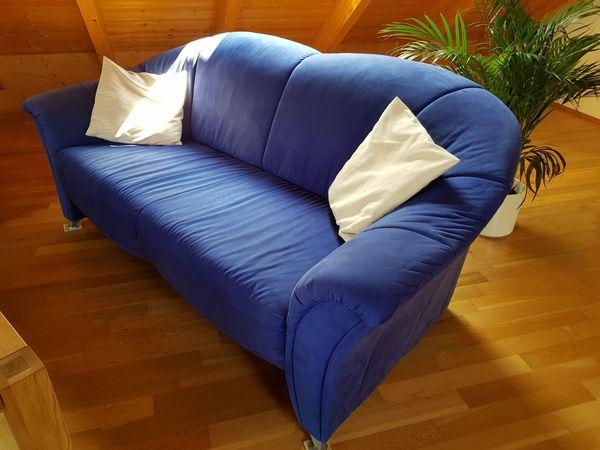 Gemütliche Couch 2-sitzer