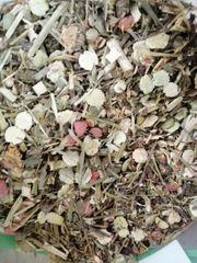 Chinchilla und Degu Futter