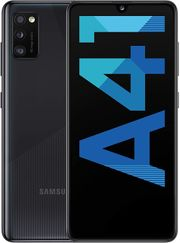 Samsung Galaxy A41 64GB Black