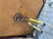 Mattenschneider KM 10SB -Eisenschere Bolzenschneider