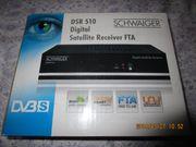 Schwaiger Digital Sat Receiver FTA