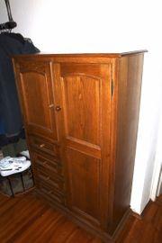 vintage alte kommode echtholz regale