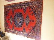 Vintage Teppich Sarough 295x225 5x4