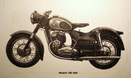 SUCHE OLDTIMER Motorrad im Original Lack