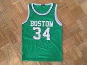 Fan-Trikot Basketball - Boston Celtics - Second