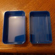 Blaue Seifenschale Seifenablage Preis oder