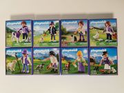 8x PLAYMOBIL MILKA Sonderedition 2019