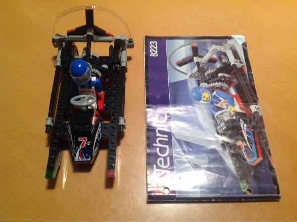 Lego Technics 8223