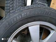 Mercedes GLK Alufelgen mit Winterreifen