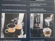 De Longhi Kaffeevollautomat Ecam 21