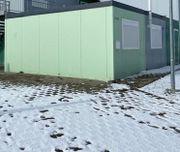 Wohncontainer 3er- Containeranlage mit 54