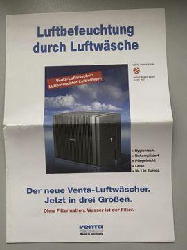 Bild 4 - Venta Luftbefeuchter Luftreiniger - Starnberg