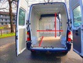 Transporter mieten 6h 79 -EUR: Kleinanzeigen aus Dornbirn - Rubrik Kleinbusse, -transporter