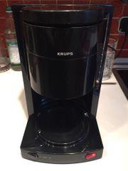 KRUPS Type 131 Filterkaffeemaschine schwarz