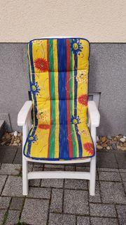 8 Gartenstühle - Klappstühle 3 x