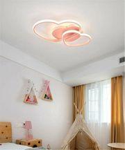 LED Deckenleuchte Baby Kinderzimmerlampe Rosa