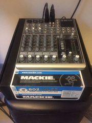 Mackie Mischpult 802-VLZ3