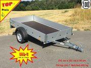 Humbaur Anhänger H 752513 Startrailer
