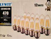 Neu in Originalverpackung LED Glühfadenlampen
