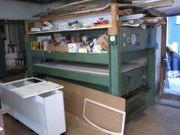 Furnierpresse Schreinerei 250cm x130cm Presse