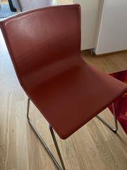 Stühle Farbe mintgrün Foto ist