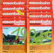 Eisenbahn Magazin Modellbahn 1987 2001
