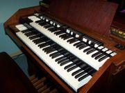 Hammond C3 mit Wersi Rotationskabinett