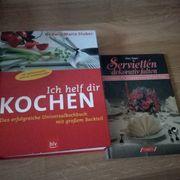 Kochbuch Serviettenfalten Tischdeko