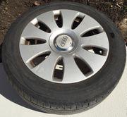 Audi Alufelgen mit Reifen 205