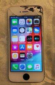 iPhone 5s 16GB weiß mit