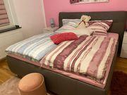 Ein Schlafzimmer Bett