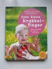 10 kleine Krabbelfinger