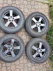 Kompletträder Alufelgen Winterräder Opel Grandland