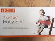 Baby Set Rückenlehne und Stoffbezug