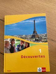 Französischbuch Découvertes 1 Bayern G9
