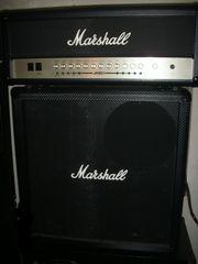 Ich verkaufe neuen Marshall Verstärker