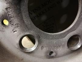 Sonstige Felgen, Radkappen - 3 Mercedes 15 Zoll Felgen