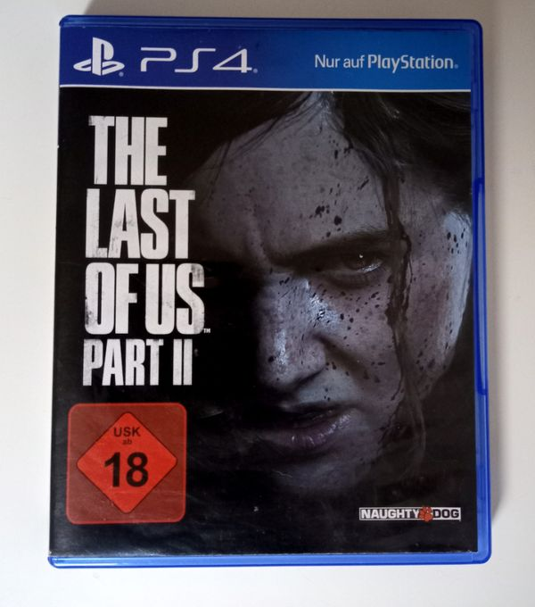 PS4 Playstation Spiel The last