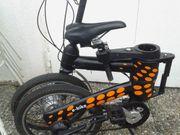 E bike faltbar klappbar