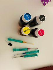 Nachfülltinte Drucker Tinten